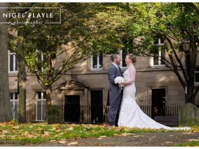 Stephanie & Andy's Assembly Rooms Wedding