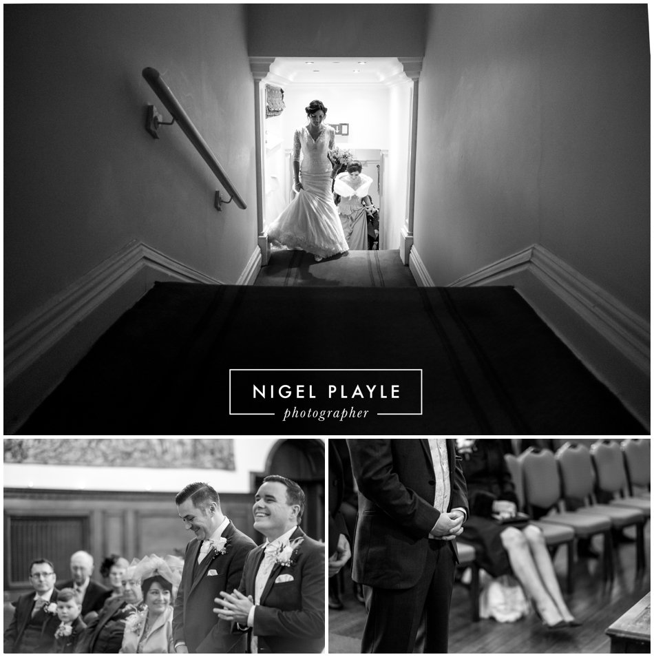 Beamish Hall Wedding Photography