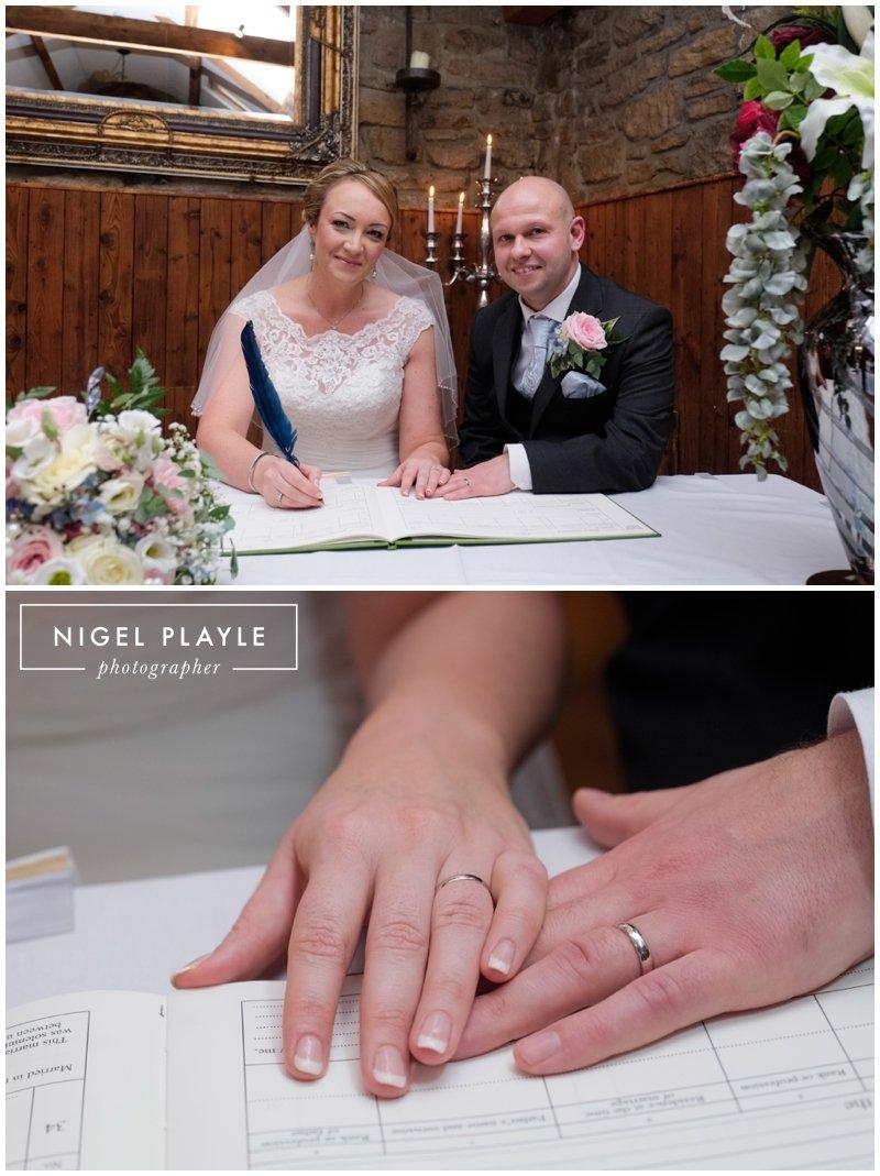 south causey inn wedding