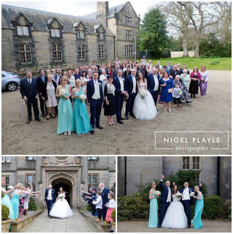 Average Wedding Photographer Cost Uk 2017: Matfen Hall Wedding Photography
