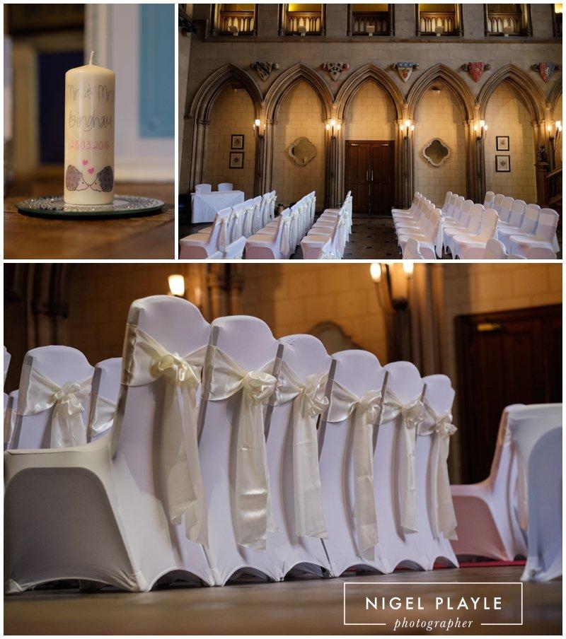 Matfen Hall Wedding Photography