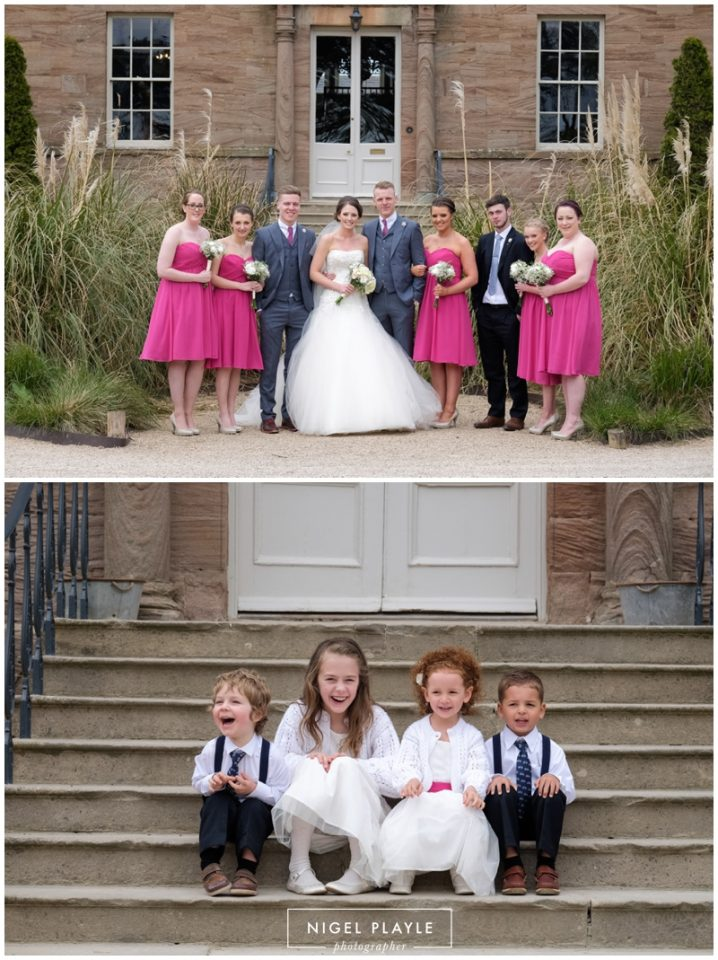 newton hall weddings
