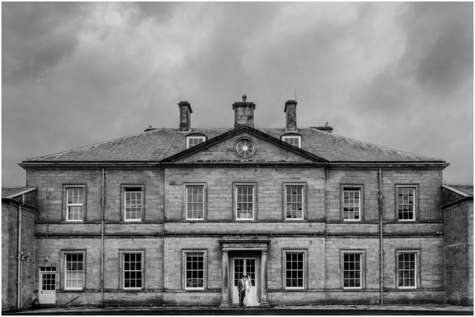 capheaton hall wedding photography
