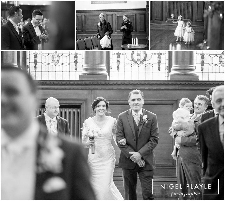 Beamish Hall Wedding Photography