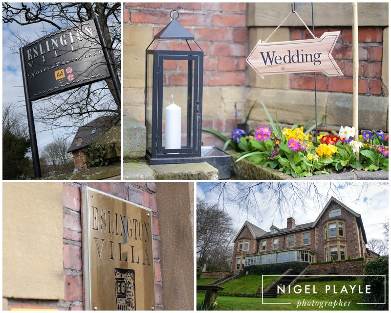 eslington villa wedding photography