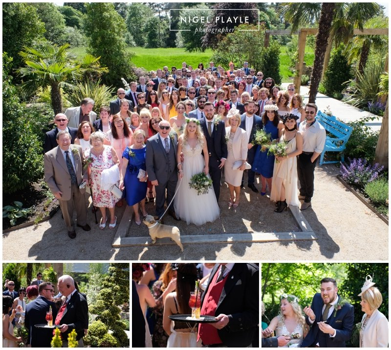 weddings at le petit chateau