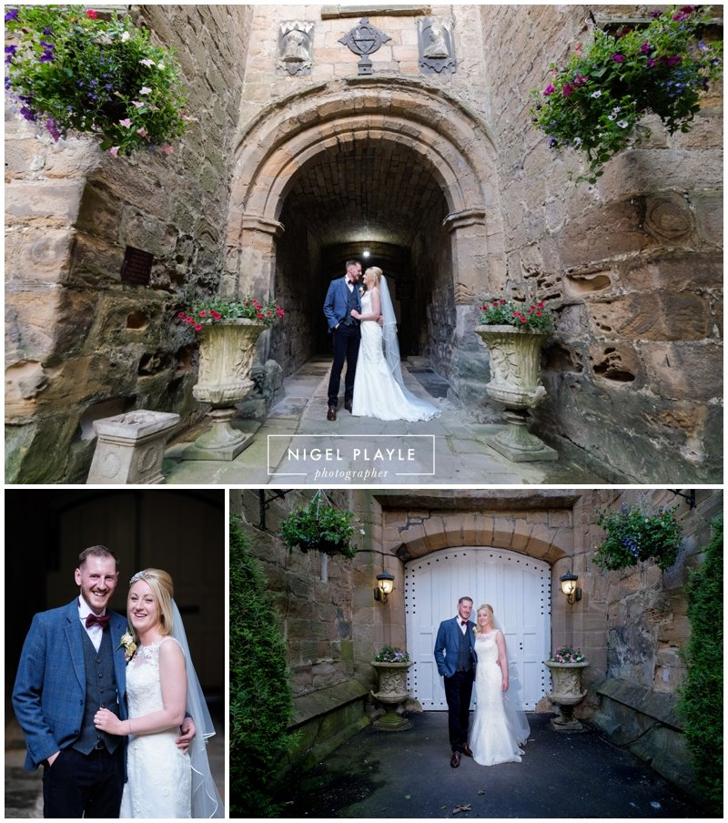 Lumley Castle Wedding Photography